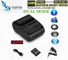 58mm 5802B Mini Portable Receipt Thermal Printer
